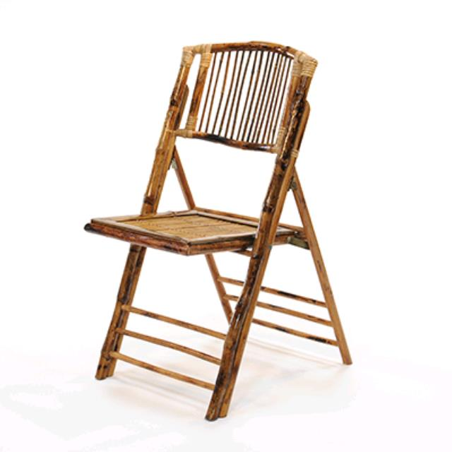 Where to find Bamboo Brown Blond Stain Folding Chair in Chesapeake