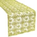 Rental store for Gold 14x108 Sparkle Table Runner in Chesapeake VA