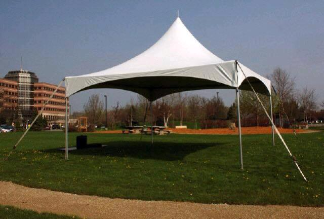 Where to find 20 x20  White Marquee TentnologyTent in Chesapeake