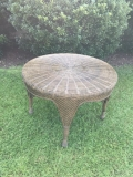 Rental store for Vintage Wicker Table in Chesapeake VA