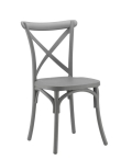 Rental store for X-Back RESIN Grey Chair in Chesapeake VA