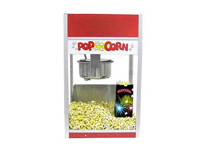 Rent Popcorn Supplies